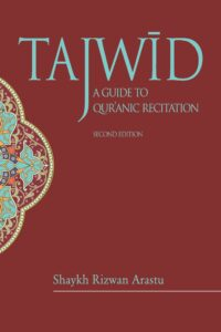 Tajwid - Front Cover